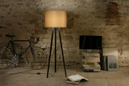 Luca, luz  de diseño germánico