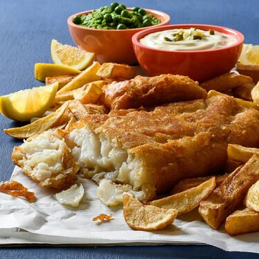 Cómo hacer el fish & chips perfecto: trucos y receta del tradicional plato británico