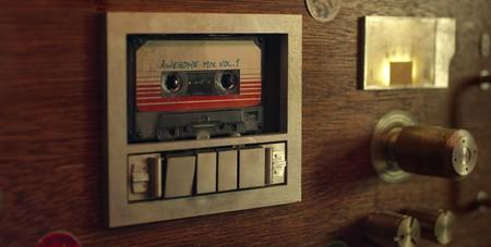 'Guardianes de la galaxia': James Gunn amplía el 'Awesome Mix' con las canciones que se quedaron fuera de las películas