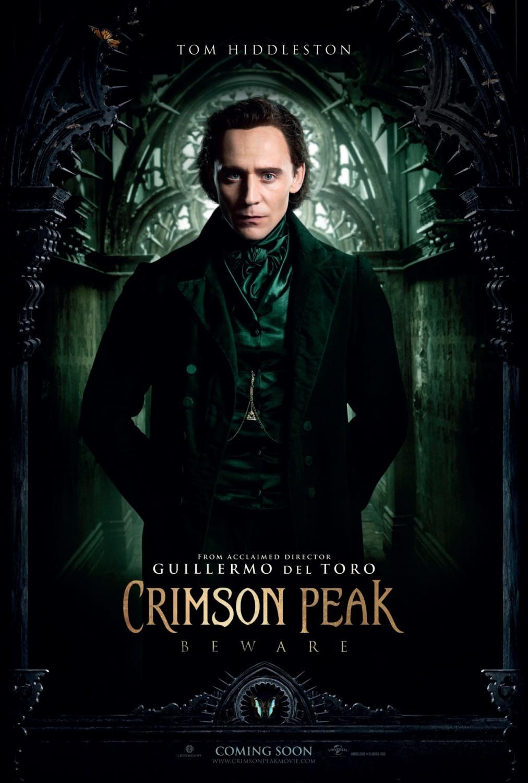 Foto de 'La Cumbre Escarlata', carteles de la película de Guillermo del Toro (5/12)
