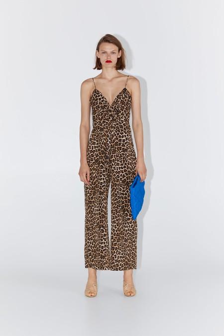 Vestido Mono Rebajas 2020 Zara Verano 09
