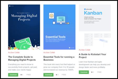 En Groundera puedes descargar decenas de ebooks gratuitos para emprendedores