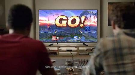 Nintendo muestra el primer comercial de Super Smash Bros. para Wii U