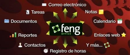 Feng Office, versión comercial de OpenGoo