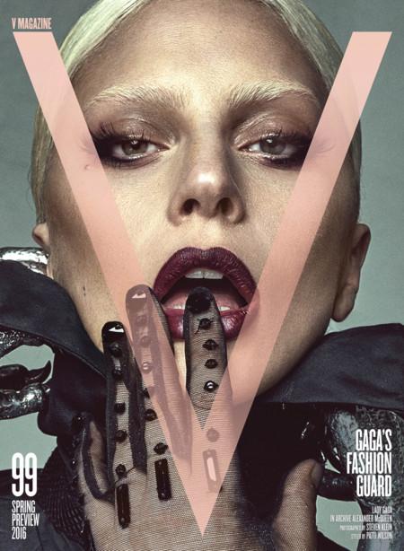 V Magazine Lady Gaga By Steven Klein2