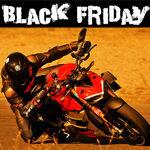 Black Friday 2020: las mejores ofertas y descuentos en ropa y accesorios para moto