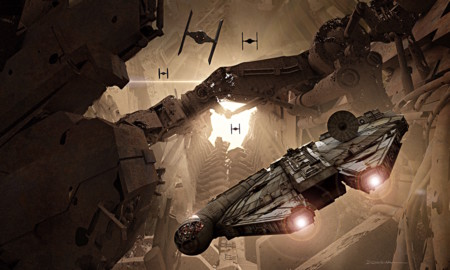 Star Wars E Vii Bocetos 7