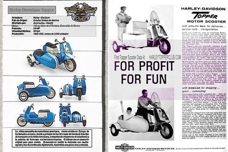 Harley Davidson Topper 15