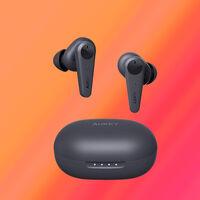 Cancelación activa de ruido y modo ambiente por 52 euros: los auriculares Bluetooh AUKEY-EP-N7 a precio mínimo en Amazon