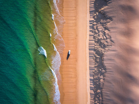 Racing The Tide To Safety By Lukeylove Australia