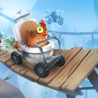 Animal Super Squad: un alocado juego de plataformas lleno de peligros que llega a Android