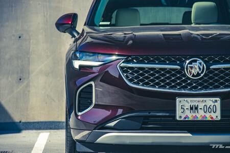 Buick Envision Avenir 2021 Prueba De Manejo Opiniones Mexico 22