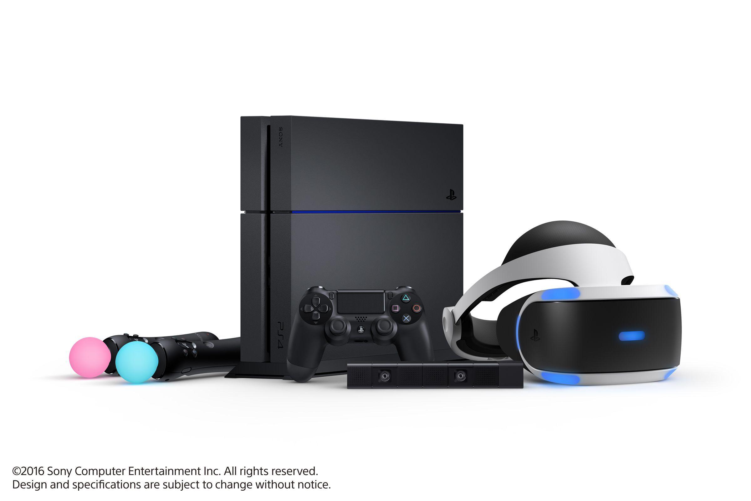 Foto de PlayStation VR (12/18)
