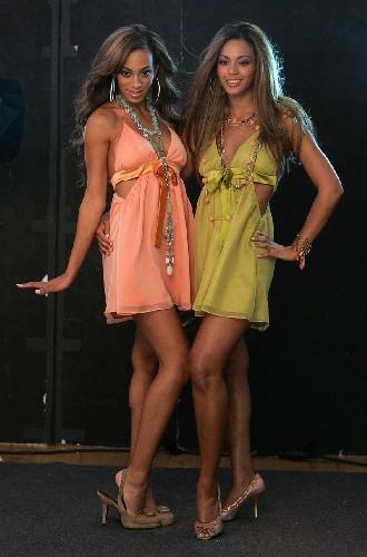 Solange Knowles, la hermanísima de Beyonce, nueva cara de Armani Jeans