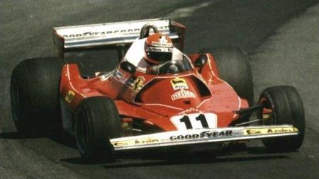 Gran Premio de Brasil de 1977. Nadie se la juega a Niki Lauda