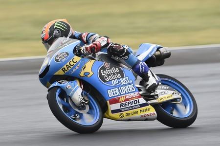 Aron Canet Gp Argentina Moto3 2018