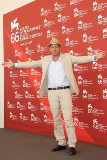 Festival de Venecia 2009 Sergio Castellitto