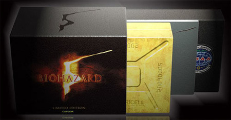 'Resident Evil 5', desvelada la versión coleccionista japonesa