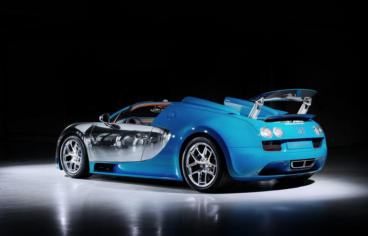 Foto de Bugatti Veyron Meo Constantini (6/24)