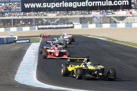 Confirmado el calendario 2009 para la Superleague Formula