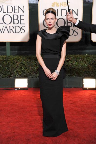Foto de Las famosas peor vestidas de los Globos de Oro (5/11)