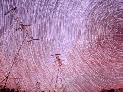 Todo lo que podemos ver en el cielo gracias a este espectacular timelapse
