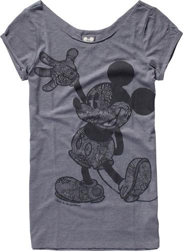 Hilfiger Denim y Disney chica