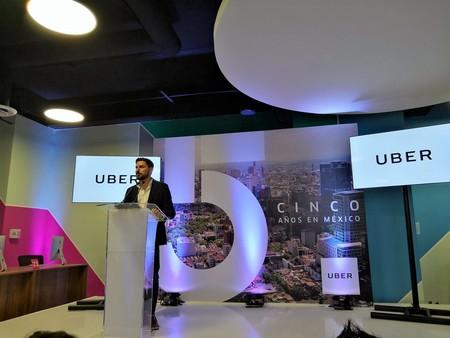 Propinas y nueva app para conductores, así es como Uber celebra sus primeros cinco años en México