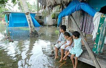 Tuvalu, el primer país del mundo que sucumbirá ante el cámbio climático