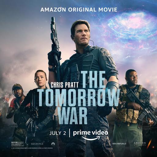 Ve 'The Tomorrow War' en Prime Video con Amazon Prime, prueba el primer mes del servicio sin costo