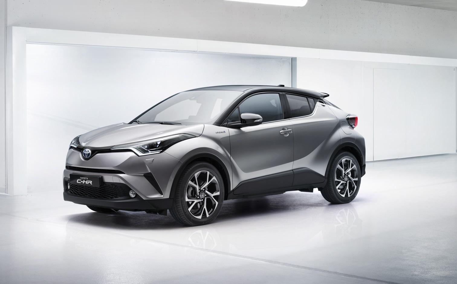 Nuevo Mazda 6 2018 >> Toyota C-HR, llegando tarde al segmento pero entrando por ...