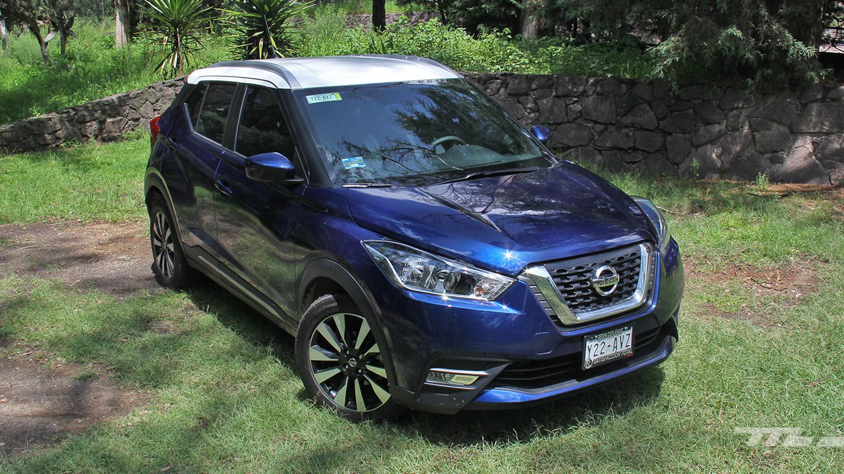 Foto de Nissan Kicks Fan Edition (11/17)