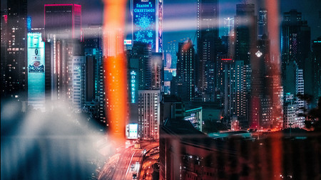 Hong Kong Halluzinations Johannes Heuckeroth 2