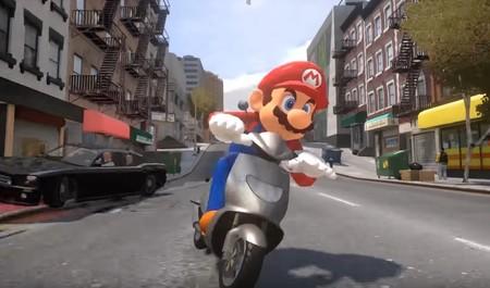 Si Super Mario Odyssey fuera un sandbox realista sería (más o menos) así