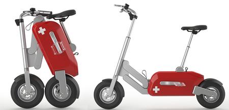 La bicicleta plegable Voltitude costará 3.850 euros