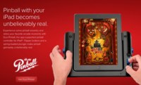 Duo Pinball, accesorio para jugar al pinball en el iPad