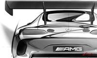 El Mercedes-AMG GT3 estará en Ginebra