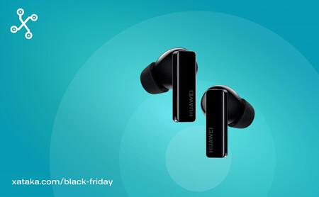 Huawei Freebuds Pro rebajadísimos a 139 euros en Amazon, calidad de sonido y cancelación de ruido para el Black Friday