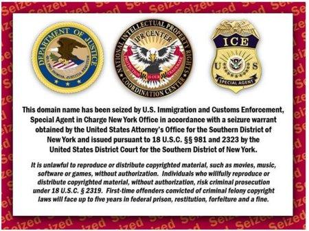 Un tribunal estadounidense cierra siete webs de enlaces a contenido protegido