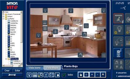 Simon Vit@ -IP, controla tu casa desde Internet
