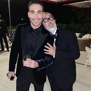 La llegada de Miguel Angel Silvestre al Festival de Venecia nos confirma que es uno de los hombres más elegantes del país