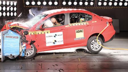 Latin NCAP evalúa a los Toyota Etios y Fiat Argo/Cronos: estos son los resultados