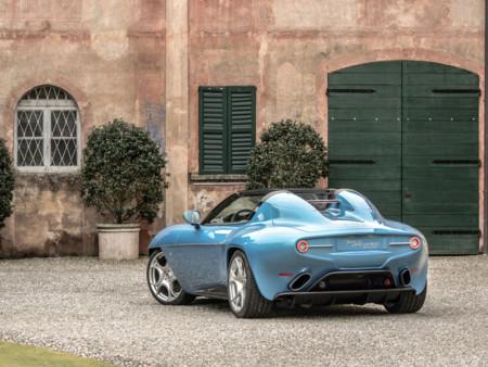 Alfa Romeo Disco Volante Spyder 19
