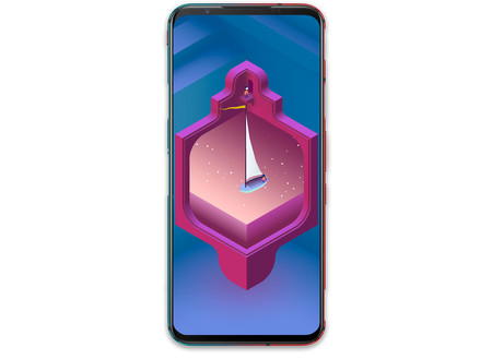 Nubia Red Magic 5g 02 Interfaz Monument Valley
