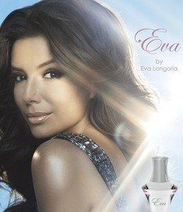 Eva, el nuevo perfume de Eva Longoria