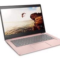 Hoy en Amazon, tenemos de nuevo a buen precio el potente Lenovo Ideapad 520S-14IKB en color rosa, por 749 euros