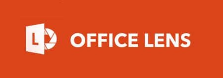 Office Lens, si eres suscriptor de Office 365 ésta es tu app escáner en iOS
