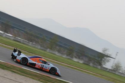 Aston Martin Racing, debut y victoria en Barcelona