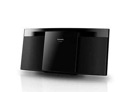 Panasonic SC-HC195EG-K, una microcadena de prestacionas ajustadas, aunque más ajustados son los 59,99 euros que cuesta hoy en Amazon