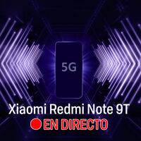 Xiaomi Redmi Note 9T: sigue en directo y en vídeo la presentación de hoy con nosotros [finalizado]